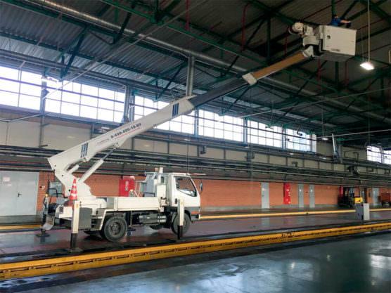 автовышка 16 метров в аренду москва